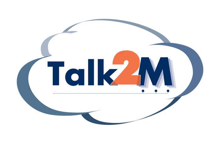 Talk2M - Logo