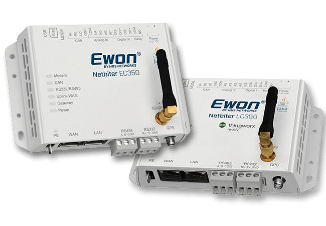 Ewon Netbiter - Industrial Router for Remote Management of