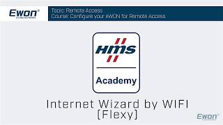 11 - Flexy - Internet Wizard for Wi-Fi connection