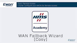 6 - Cosy 131 - WAN Fallback