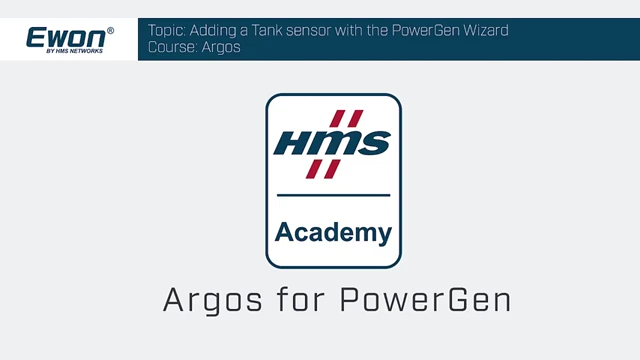 Powergen for Argos
