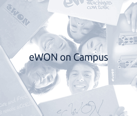 eWON on Campus